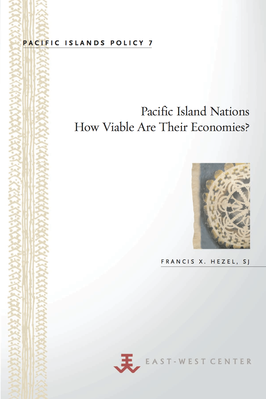 Pacific Island Nations: How Viable are their Economies?