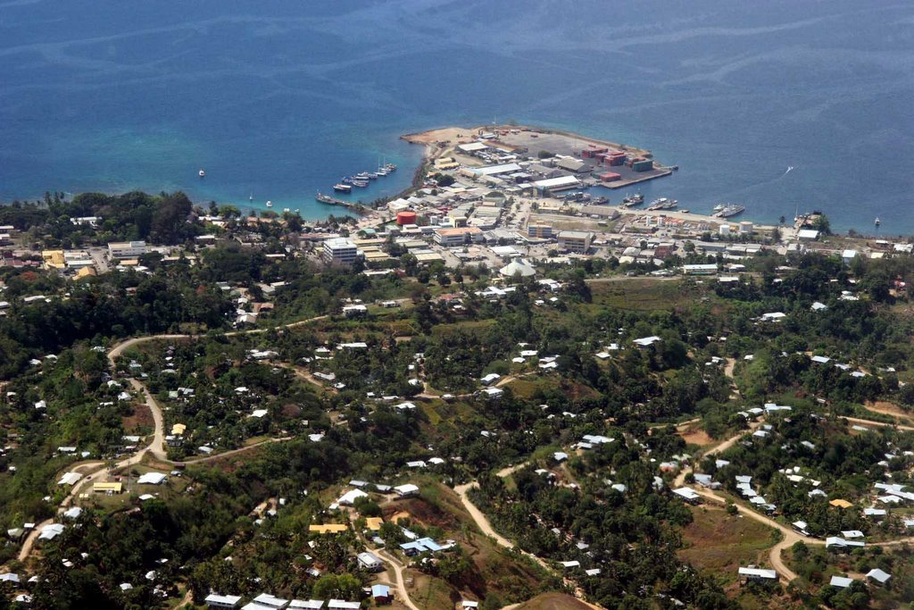 Solomon Islands Honiara Postcode