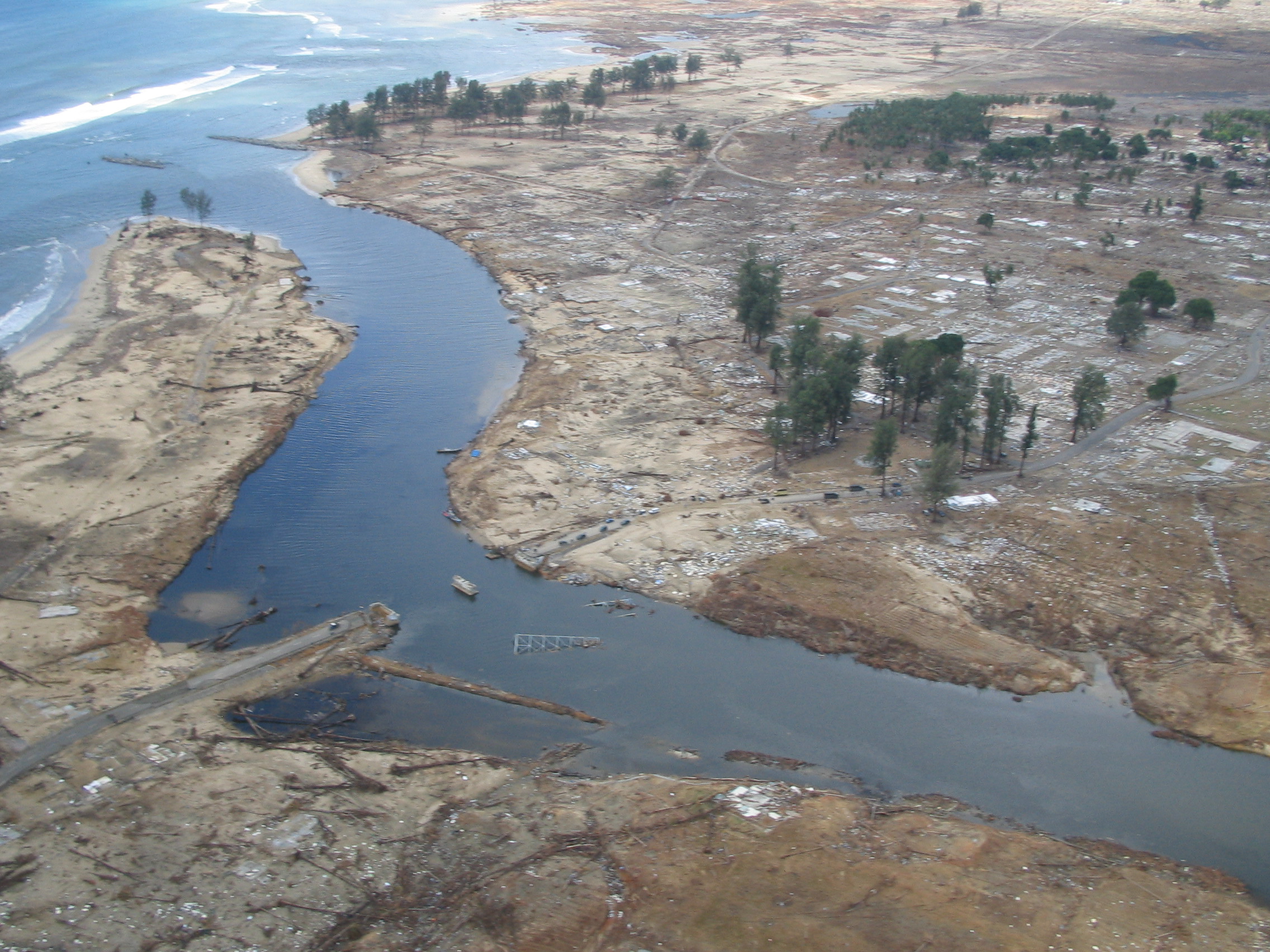 2004 Indian Ocean earthquake - New World Encyclopedia