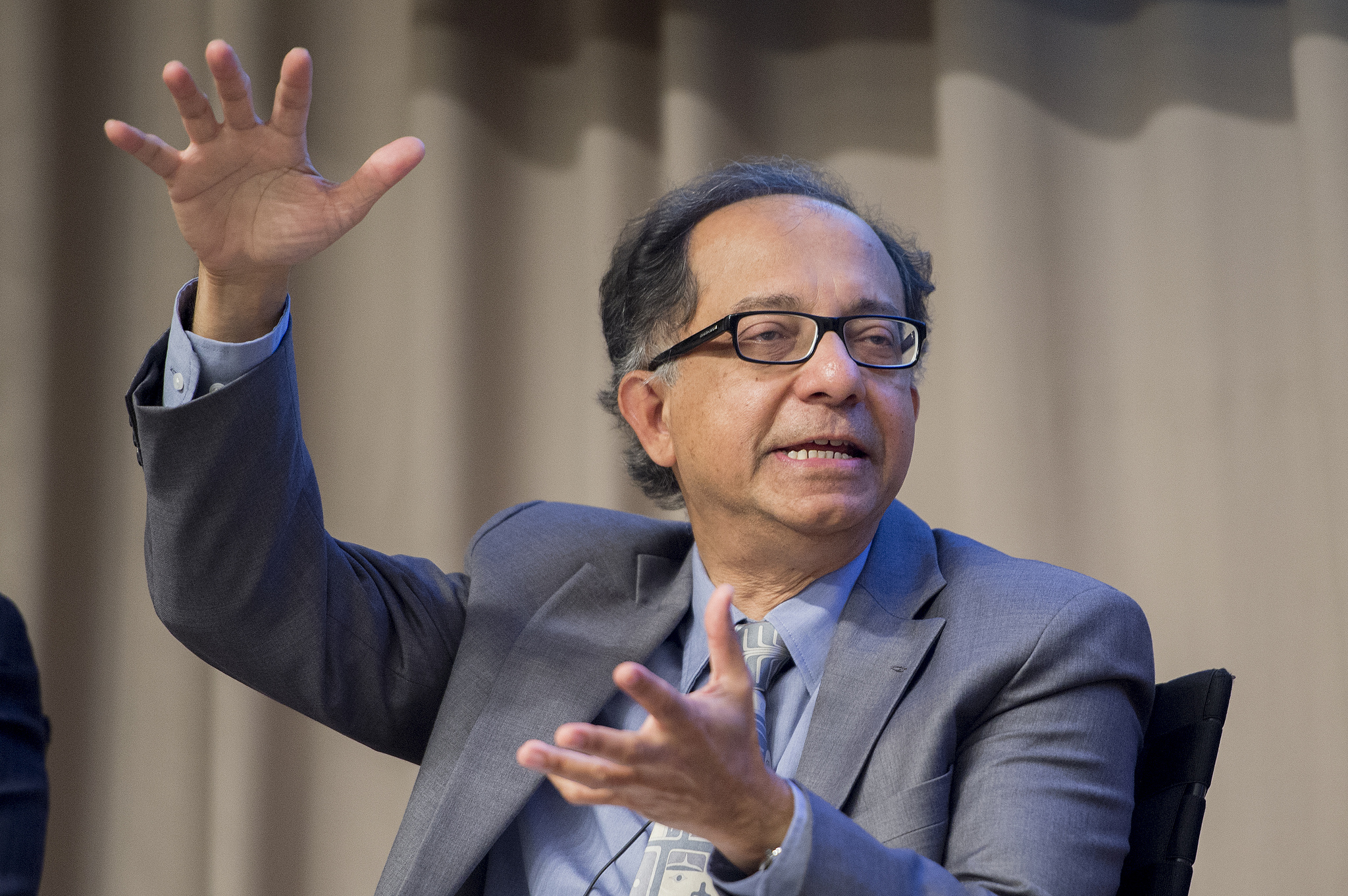 Kaushik Basu (image: Flickr/World Bank, Deborah Campos)