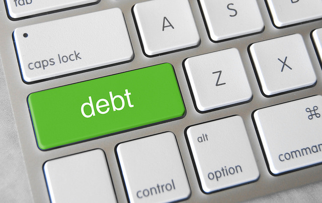 Image result for debt flickr