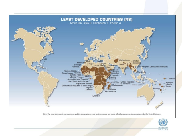 Least developed countries report 2014 (UNCTAD)