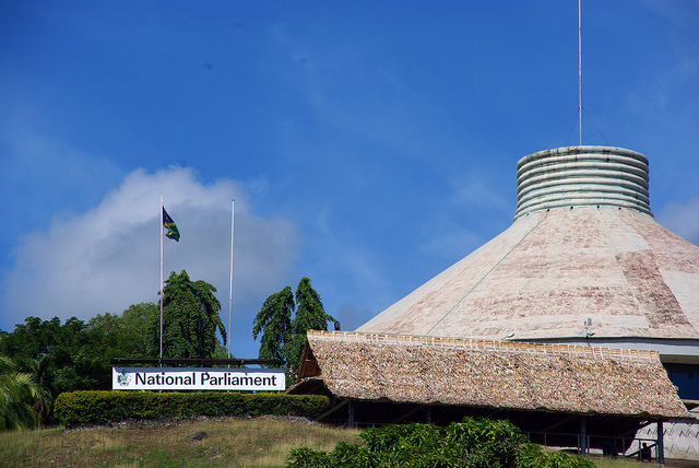 Solomon Islands Parliament House (Irene Scott/AusAID/DFAT/Flickr CC BY 2.0)