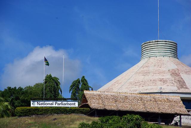 Solomon Islands Parliament House (Irene Scott/AusAID/DFAT/Flickr CC BY 2.0)