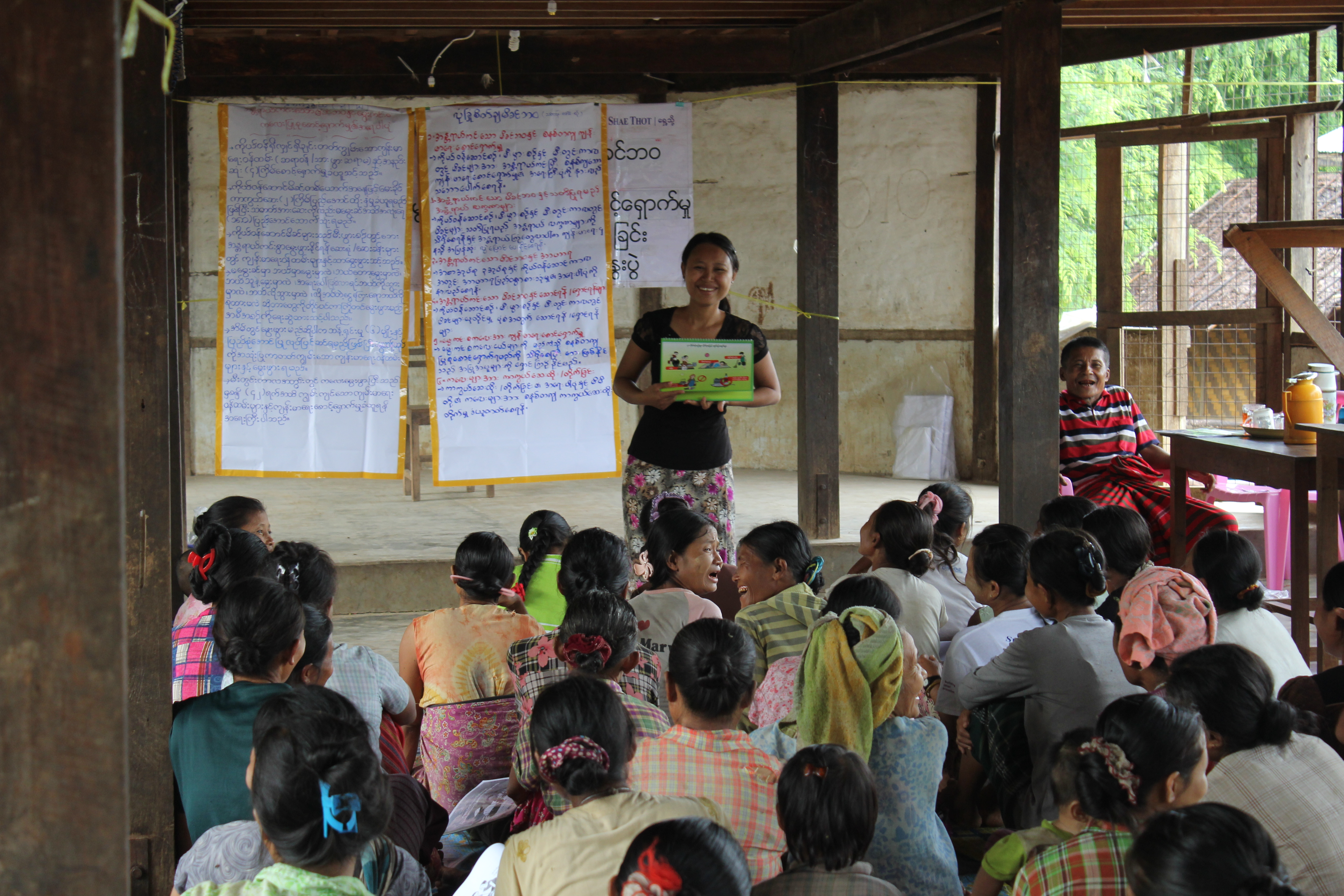 image: Pact Myanmar