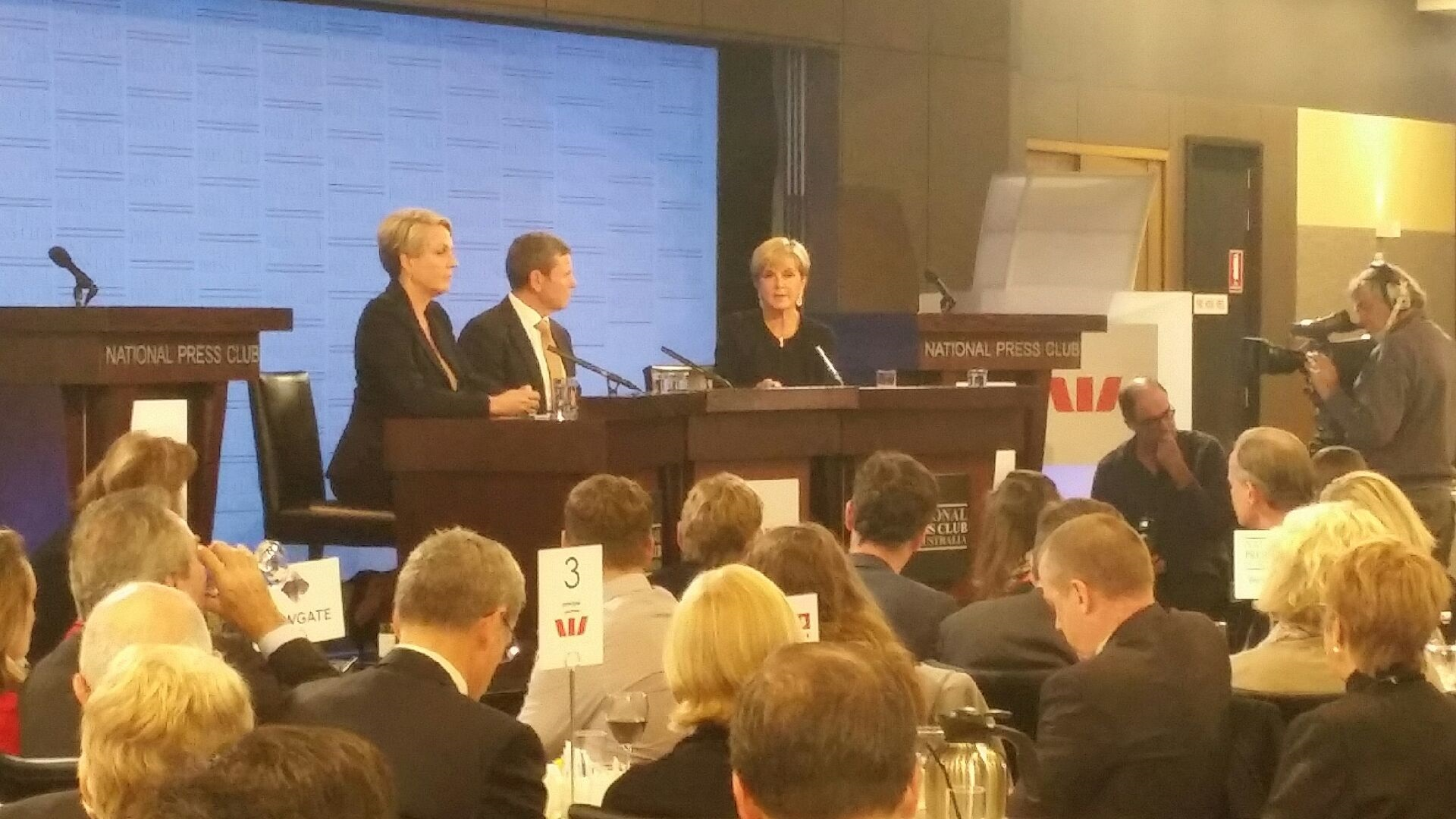 Deputy Leaders Debate, 21 June 2016 (image: Matthew Dornan)