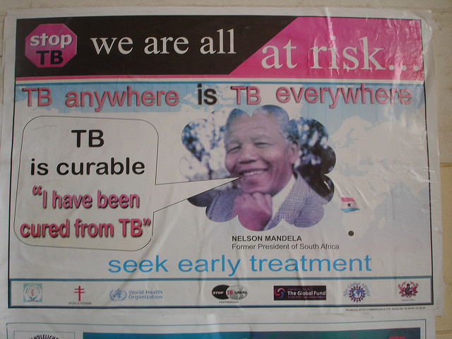 TB anywhere is TB everywhere poster (Flickr/Trygve Berge CC BY-NC-SA 2.0)