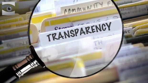 Transparency (CC BY-SA HonestReporting.com, flickr/freepress)