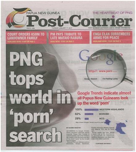 Search statistics porn engine