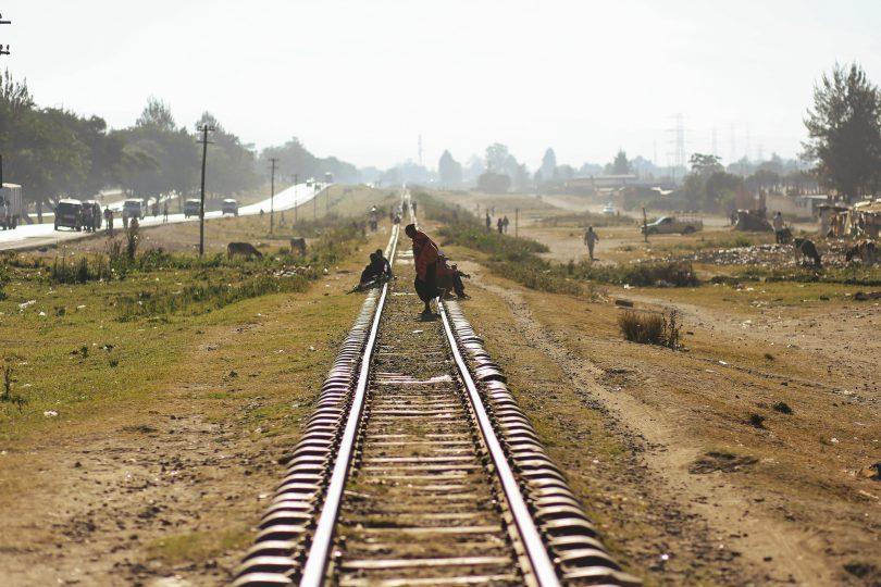 Railway in Nakuru (ViktorDobai/Flickr CC BY-NC 2.0)