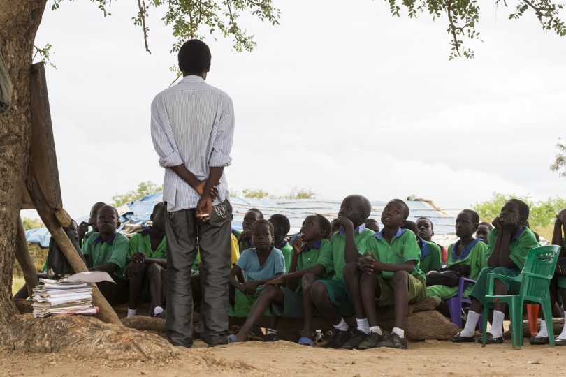 Children at Kapuri School, South Sudan (UN Photo/JC McIlwaine/Flickr CC BY-NC-ND 2.0)