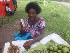 Digicel top-up seller, Buka, Autonomous Region of