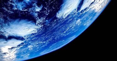 Earth from space (Beth Scupham/Flickr CC BY 2.0)