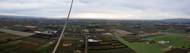Aerial view, Flaxmere, Hastings, NZ (Sean Hamlin/Flickr CC BY 2.0)