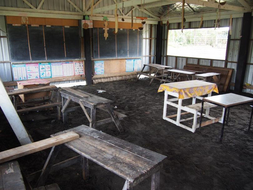 Classroom (image: Grant Walton)