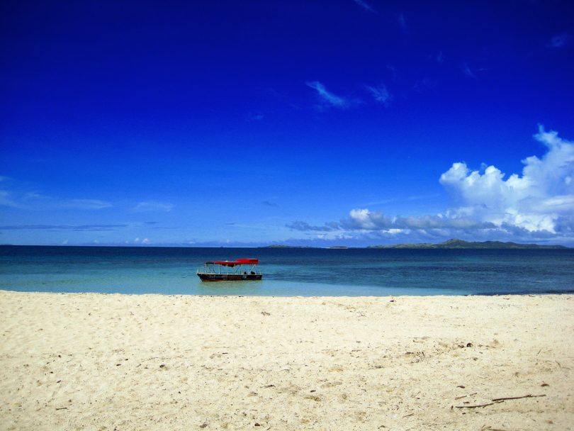 Beach Comber Island, Fiji (Ben Angel/Flickr CC BY-ND 2.0)