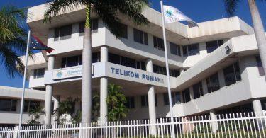 Telikom headquarters, Port Moresby (image: Amanda Watson)