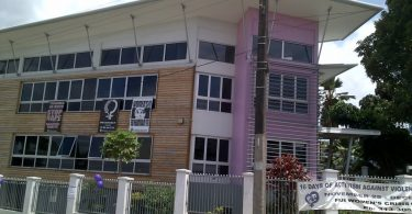 Fiji Women's Crisis Centre (Photo courtesy of Fiji One)