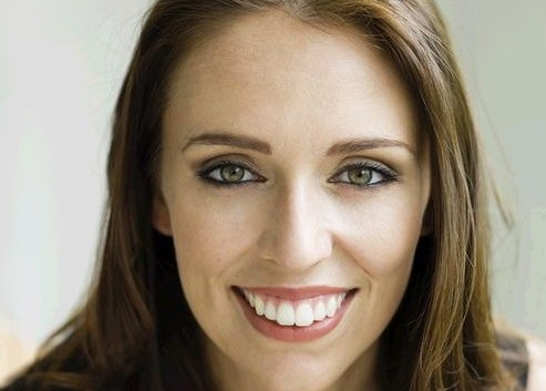 Jacinda Ardern (Wikipedia/CC BY-SA 3.0 NZ)