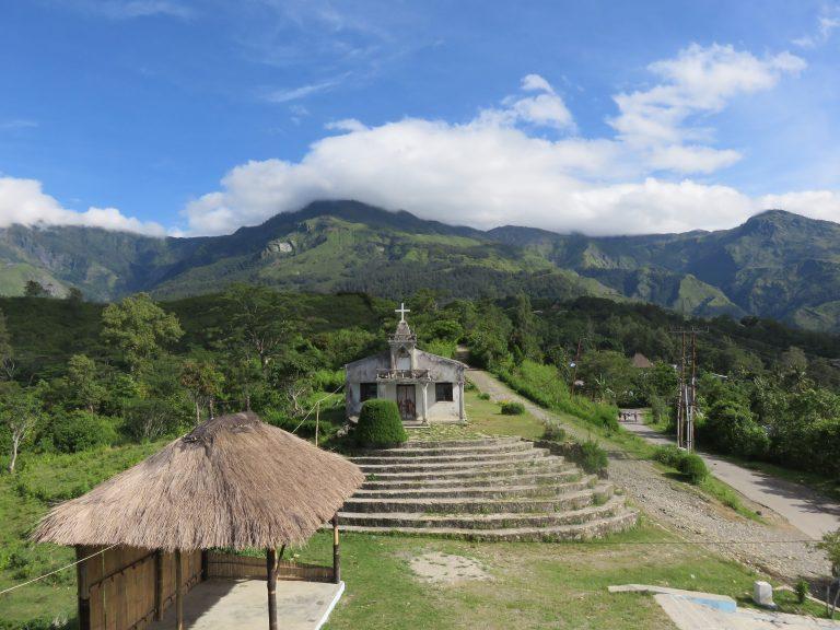 Rural Timor Leste (Credit: Dr Kathryn Anne Cornwall)