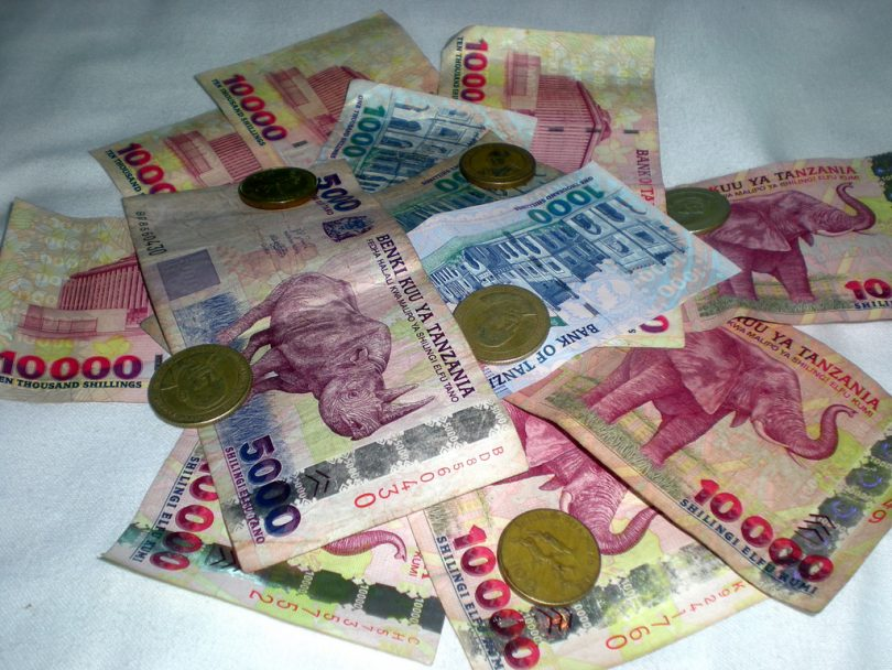 Tanzanian shillings (Kevin Harber/Flickr/CC BY NC-ND 2.0)