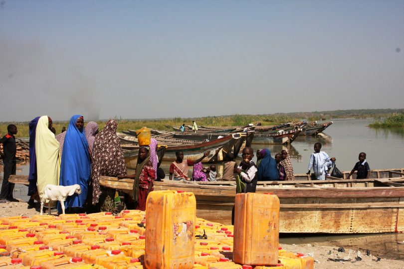 Kri Kri on the shores of Lake Chad, Nigerians fled across the border when Boko Haram insurgents attacked the town of Damassak (European Commission DG ECHO/Flickr/CC BY-NC-ND 2.0)