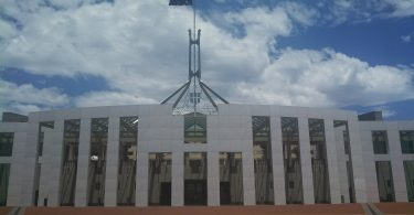 Parliament House, Canberra, Australia (Sarah J/Flickr/CC BY-ND 2.0)