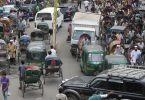 Traffic in Dhaka (jjimm2010/Flickr/CC BY-NC-ND 2.0)