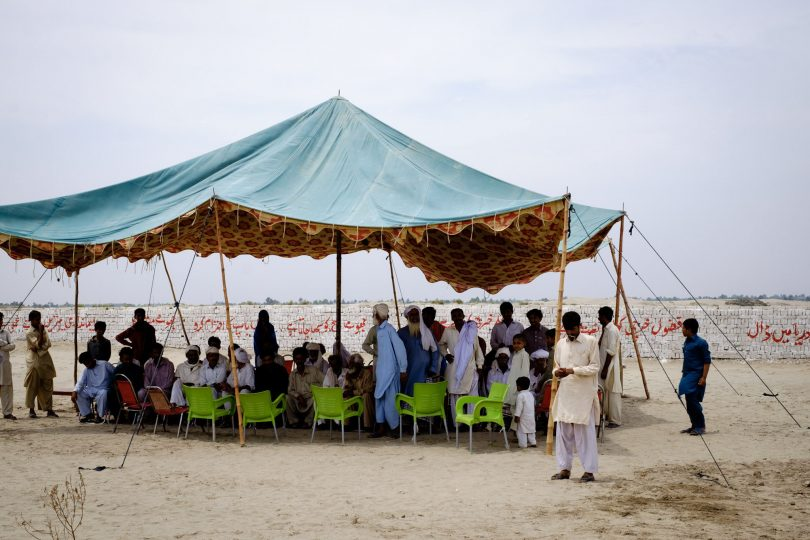 Visit to a low-cost private school in South Punjab, Pakistan (Credit: Ben French)