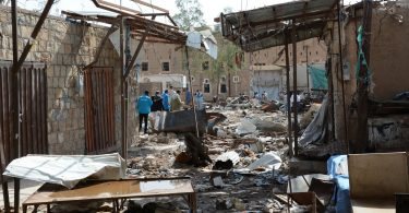 Sa'ada, Yemen was hit heavily by airstrikes when the conflict escalated in March 2015 (UN OCHA/Flickr/CC BY-NC-ND 2.0)