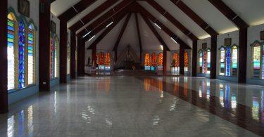 Sacred Heart Cathedral, Kiribati (Credit: Stephen Muller)