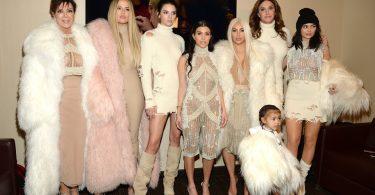 The Kardashian family (Credit: The Sun UK)