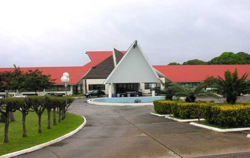 Vanuatu Parliament, Port Vila (Phillip Capper/Flickr/CC BY 2.0)