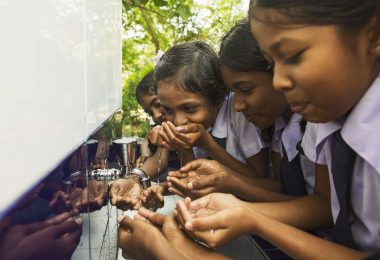 Improving access to clean drinking water (Nestlé/Flickr/CC BY-NC-ND 2.0)