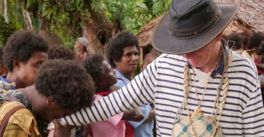 Sean Dorney says goodbye as he leaves PNG, possibly for the last time (Foreign Correspondent: Craig Berkman)