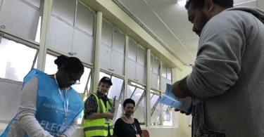 2018 Fiji elections (Credit: ABC News/Catherine Graue)