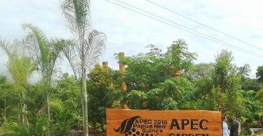 Credit: APEC PNG 2018 Facebook page