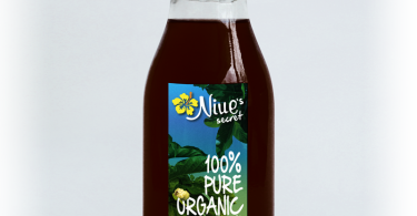 Noni juice, an export of Niue (Credit: G&A)