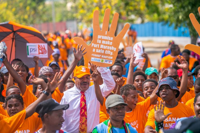 Increasingly, PNG leaders and citizens are standing up against domestic violence (Johaness Terra/UN Women/CC BY-NC-ND 2.0)