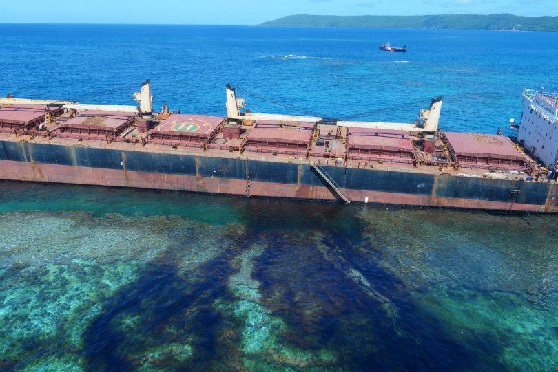 Credit: AMSA/Australian High Commission Solomon Islands